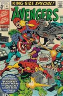 The Avengers Annual Vol. 1 (1963-1996) (Comic Book) #4