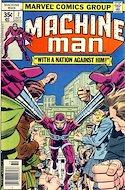 Machine Man Vol. 1 (Comic Book) #7