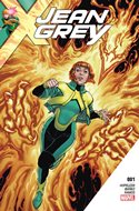 Jean Grey (Comic-book) #1