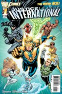 Justice League International (2011-2012) (Comic Book) #1