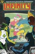Infinity Inc. (1986-1988) #6