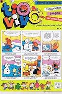 Tio vivo. 3ª época (Grapa 36 pp) #9