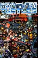 Teenage Mutant Ninja Turtles Vol.1 (Comic-book) #5