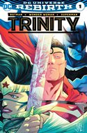 Trinity Vol. 2 (2016) (Comic - book) #1