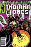 The Further Adventures of Indiana Jones (Comic-book) #2