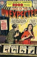 Tales of the Unexpected (1956-1968) (Comic Book) #4