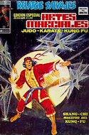 Relatos salvajes. Artes marciales Judo - Kárate - Kung Fu (1975-1979) (Rústica 52-68 pp) #1