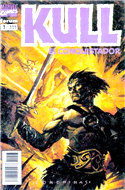 Kull el conquistador (Grapa. 17x26. 48 páginas. Color.) #7