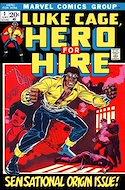 Hero for Hire/Power Man Vol.1 (1972-1978) (Grapa, 32 págs.) #1