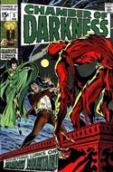 Chamber of Darkness / Monsters on The Prowl (Comic Book) #3
