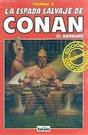 La Espada Salvaje de Conan el Bárbaro. Edición coleccionistas (Rojo) (Cartoné. 192 páginas. B/N. (1997).) #2