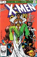 Uncanny X-Men Vol. 1 Annuals (1963-2011) (Comic-Book) #6