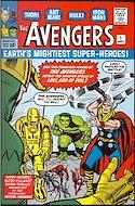 The Avengers Vol. 1 (1963-1996) (Comic Book) #1