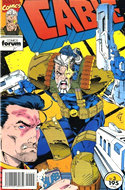 Cable Vol. 1 (1994-1995) (Grapa 32 pp) #3