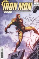 Iron Man 2020 (2020- Variant Cover) (Comic Book) #1.4