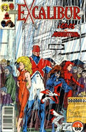 Excalibur Vol. 1 (1989-1995) (Grapa) #8