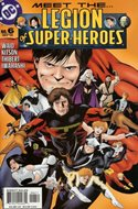Legion of Super-Heroes Vol. 5 / Supergirl and the Legion of Super-Heroes (2005-2009) (Comic-book) #6
