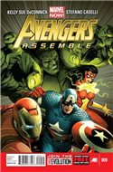 Avengers Assemble Vol. 2 (2012-2014) (Comic-Book) #9
