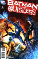 Batman and the Outsiders Vol. 2 / The Outsiders Vol. 4 (2007-2011) (Comic Book) #2