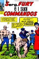 Il Serg. Fury e i suoi Commandos (Spillato-brossurato) #5