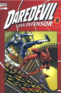 Coleccionable Daredevil / Dan Defensor (2003) (Rústica 80 pp) #2