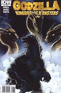 Godzilla: Kingdom of Monsters (Comic Book) #8