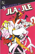 JLA / JLE. Clásicos DC (Rústica 144-224 pp) #9