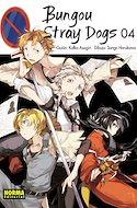 Bungou Stray Dogs (Rústica con sobrecubierta) #4