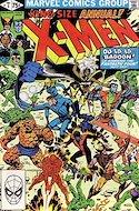 X Men Annual Vol 1 (Comic Book) #5
