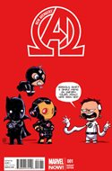 New Avengers Vol. 3 (2013 -2015 Variant Covers) (Comic Book) #1.1