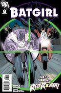 Batgirl Vol. 3 (2009-2011) (Comic Book) #8