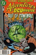 Adventures in the DC Universe (comic grapa usa) #4