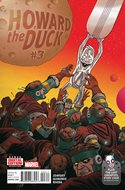 Howard the Duck (Vol. 6 2015-2016) (Grapa) #3
