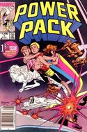 Power Pack (1984-1991; 2017) (Comic Book) #1