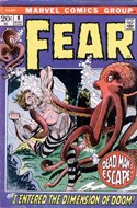 Adventure into Fear (Comic Book. 1970 - 1975) #9
