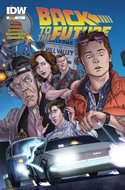 Back to the Future (Comic-book) #1