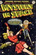 Mystery in Space (1951-1981) (Comic Book) #1