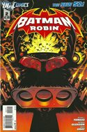 Batman and Robin Vol. 2 (2011-2015) (Comic Book) #2