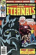 The Eternals Vol.1 (1976-1978) (Comic book. 32 pp) #1