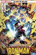 Invincible Iron Man Vol. 3 (Grapa) #596