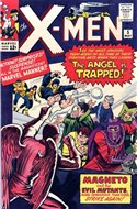 The Uncanny X-Men (1963-2011) (Comic-Book) #5