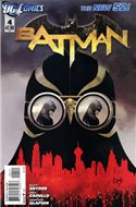 Batman Vol. 2 (2011-2016) (Comic Book) #4