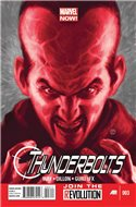 Thunderbolts Vol 2 (Grapa) #3