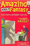Amazing Fantasy (Comic-Book) #8