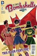 DC Comics: Bombshells (Comic Book) #7