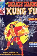 Deadly Hands of Kung Fu Vol 1 (Comic-Book b/w) #5