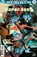Super Sons (2017 - 2018 Comic-book) #2