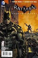 Batman Arkham Knight (Grapa) #1