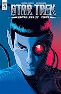 Star Trek: Boldly Go (Comic- Book) #4