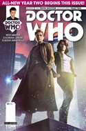 Doctor Who: The Tenth Doctor Adventures Year Two (Grapa) #1
